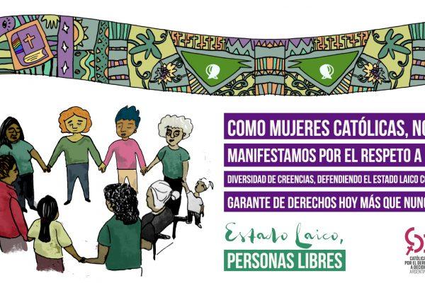 Poster Estado Laico - 1